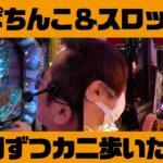 カニカニ舞闘会【#054】ゼロタイガーでジャグラーとパチンコをカニ歩き!!