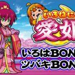 【いろはに愛姫】いろはBONUS/ツバキBONUS【パチンコ】【パチスロ】【新台動画】