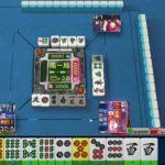(1642) ギャンブル卓で荒稼ぎしてやるぜ!【 ネット麻雀MJ】