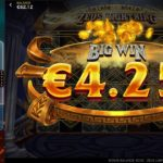 #5 ZEUS LIGHHTNING POWERREELS  【オンラインカジノ】