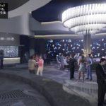 GTA5 カジノ強盗 金庫室の内部の偵察(芸術作品)