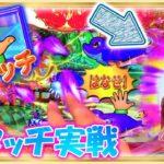 スーパー海物語沖縄4~初!長タッチ実戦~