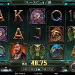 チェリーカジノの新作スロットShield of Athenaのプレイ動画