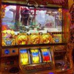 8/26パチンコ屋さんでGOD凱旋ライブ生放送!(後少しでプラス!)