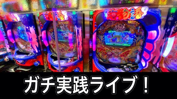 パチンコ屋さんでガチ実践ライブ【大海物語4】2020/9/17