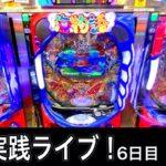 パチンコ屋さんでガチ実践ライブ【大海物語4】2020/9/22