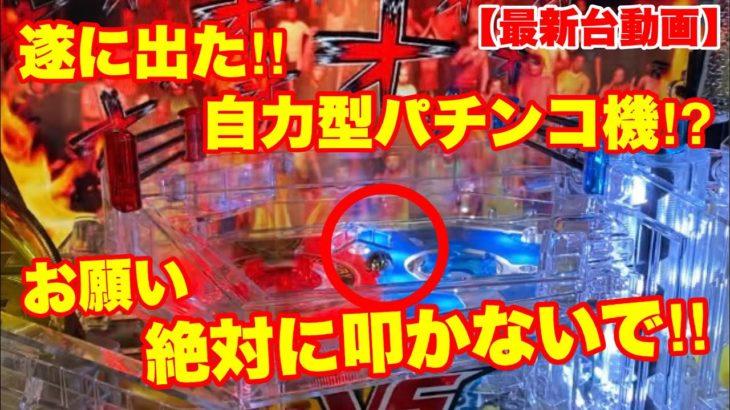 PFフィーバータイガーマスクW パチンコ 新台動画 遂に出た!!自力型パチンコ機(爆)お願いだから台は叩かないでください!! パチンコ タイガーマスク