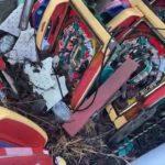 【LIVE配信・廃パチンコ台】潰れたパチンコ店の敷地内に放置されたパチンコ台・北海道某所