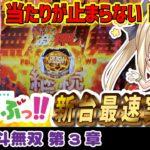 新台【北斗無双3】鬼がかったラッシュをお見せします!【パチンコ】