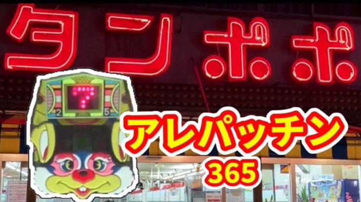 【アレパッチン365】ディズニーみたいなパチンコ《ゲームセンタータンポポ》レアなレトロ台