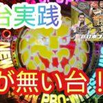 新台実践 パチンコ 新日本プロレスリング 釘が無い台 演出が面白い!