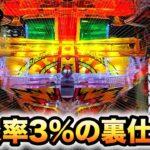【新台】羽根モノ獣王、突入率3%の裏仕様?パチンコ実践ごらくGO2